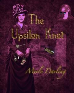 """""""The Upsilon Knot"""" book cover"""